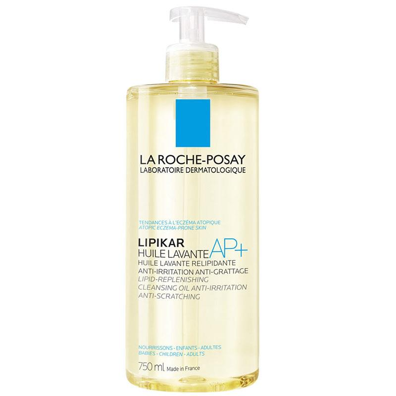 La Roche Posay Lipikar Cleansing Oil Ap+ 750 ml