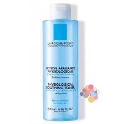 La Roche Posay Lotion Apaisante Physiologic 200 ml (Temizleyici Tonik)