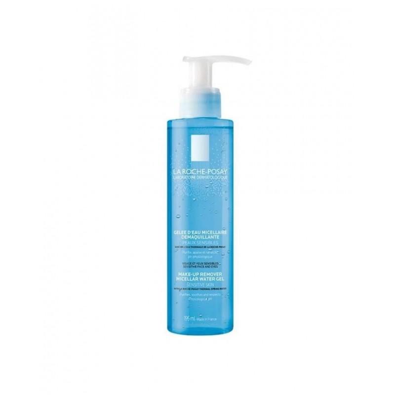 La Roche Posay Micellar Gel Water 195 ml (Makyaj Temizleyici)