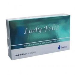 Lady Feliz 30 Kapsül