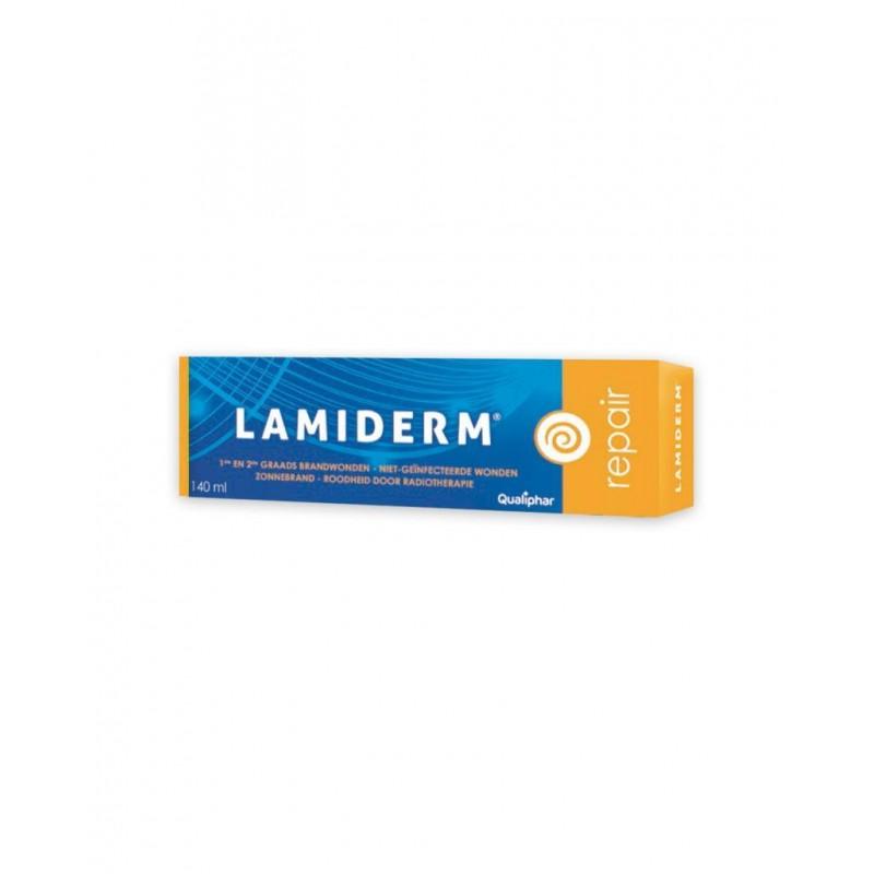 Lamiderm Yara ve Yanık Kremi 60 ml