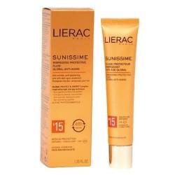 Lierac Sunissime Energizing Protective Fluid Spf 15 40 ml Güneş Kremi