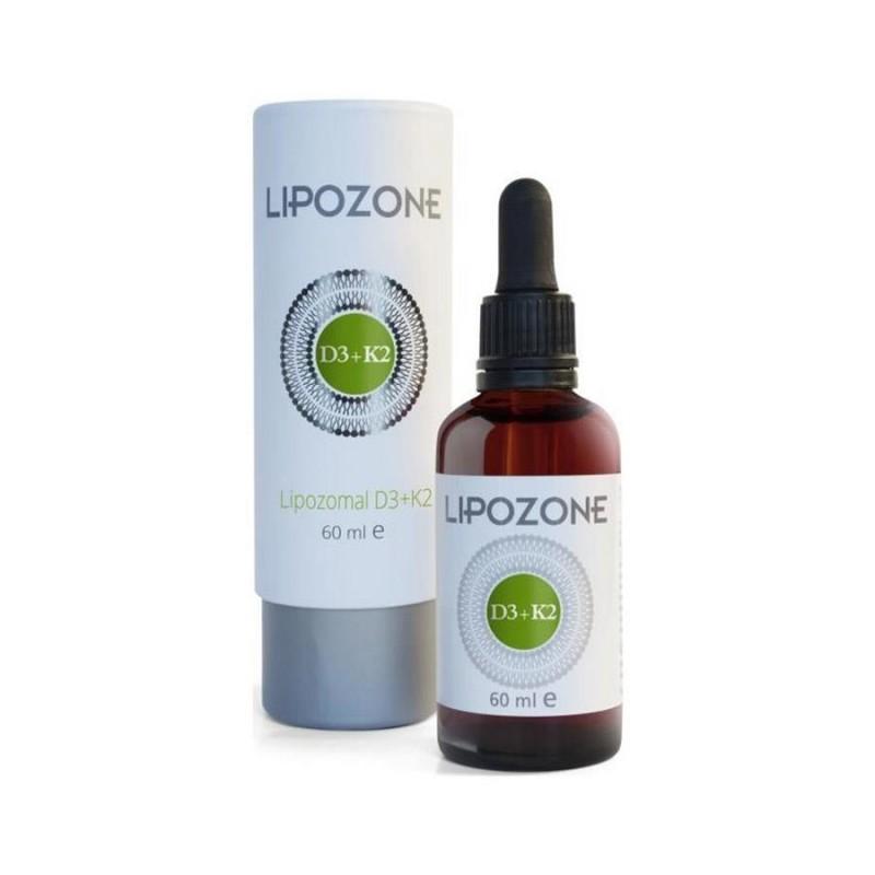 Lipozone Lipozomal D3 + K2 60 ml