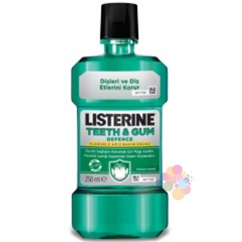 Listerine Teeth & Gum 250 ml