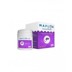 Maflor Plus 30 Kapsül (Prebiyotik İlaveli Sinbiyotik Etkili Probiyotik)