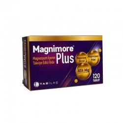 Magnimore Plus Magnezyum İçeren Takviye Gıda 120 Tablet