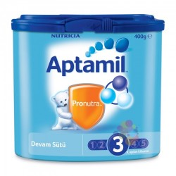 Milupa Aptamil 3 Devam Sütü Mama 400 gr
