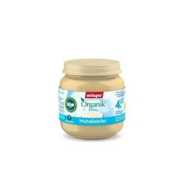 Milupa Organik Sütlaç Kavanoz 125 gr