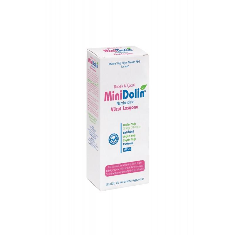 Minidolin Nemlendirici Vücut Losyonu 250 ml