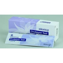 Miratech Ovulasyon Testi
