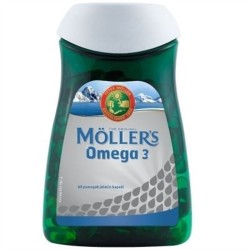 Möllers Omega 3 60 Kapsül