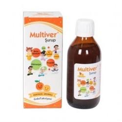 Multiver Propolis Şurup 150 ml