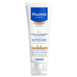 Mustela Cold Cream İçeren Besleyici Yüz Kremi 40 ml