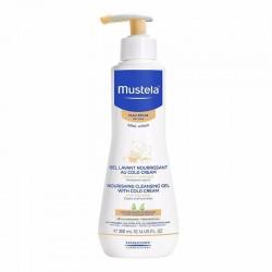Mustela Cold Cream İçeren Besleyici Şampuan 300 ml