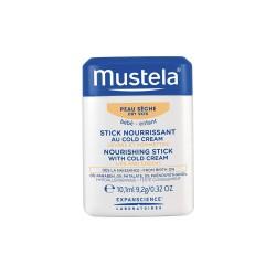Mustela Cold Cream İçeren Nemlendirici Stick 10 gr