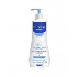 Mustela Gentle Cleansing Gel 500 ml (Yenidoğan Şampuanı)