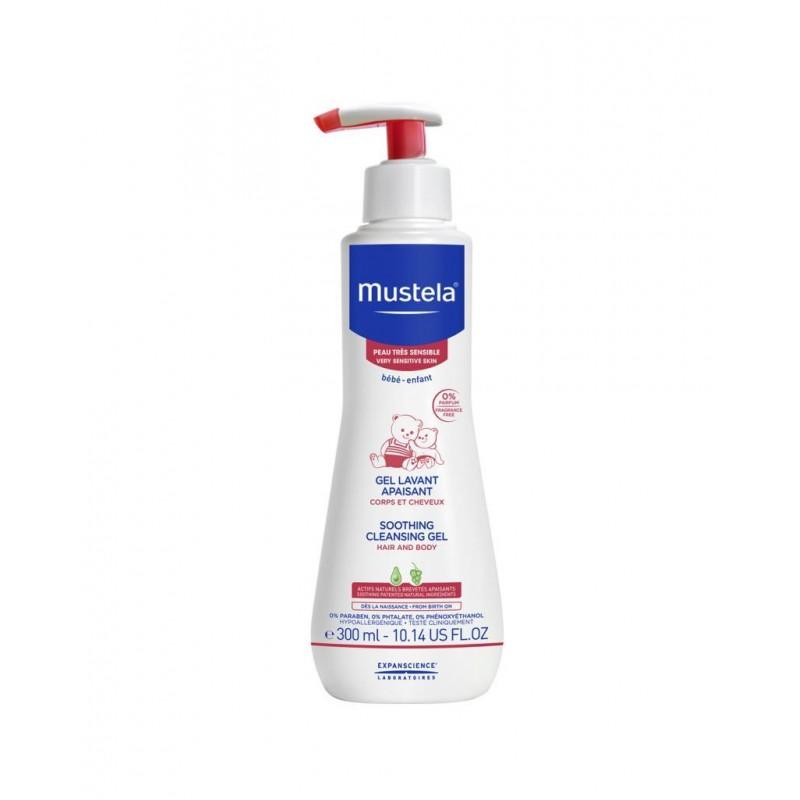 Mustela Soothing Cleansing Gel 300 ml