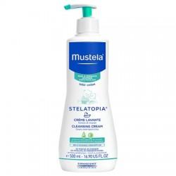 Mustela Stelatopia Cleansing Cream 500 ml