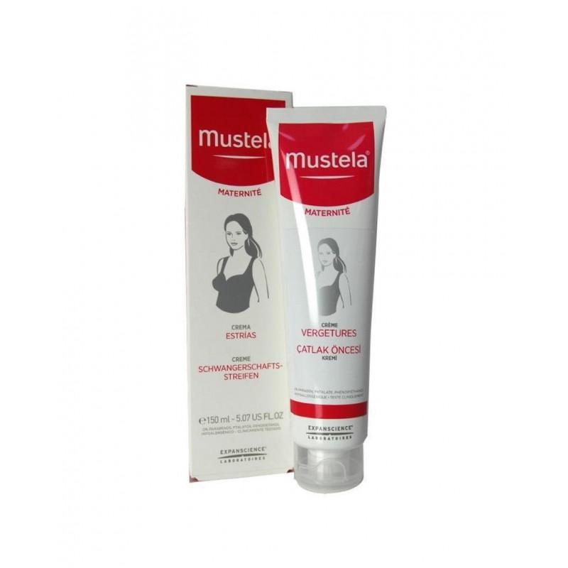 Mustela Stretch Marks Prevention Cream 150 ml (Çatlak Kremi)