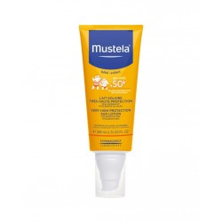 Mustela Very High Protection Sun Lotion Spf50 200 ml