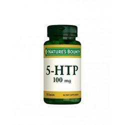 Nature's Bounty 5-HTP 100 mg 30 Kapsül