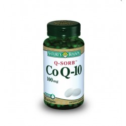 Nature's Bounty CoQ-10 100 mg 30 Softgels