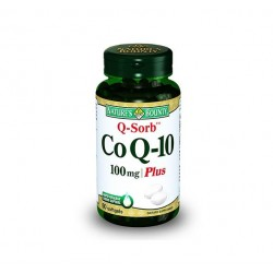 Nature's Bounty CoQ-10 100 mg 60 Softgels