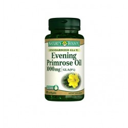 Nature's Bounty Evening Primrose Oil 1000 mg 60 Softjels
