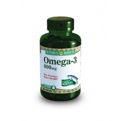 Nature's Bounty Omega-3 600 mg 30 Softjel