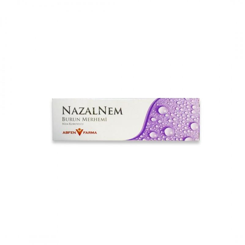 NazalNem Burun Merhemi 10 gr