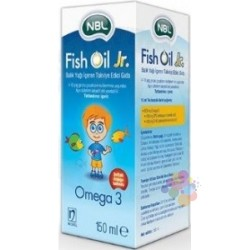 Fish Oil Jr. 150 ml