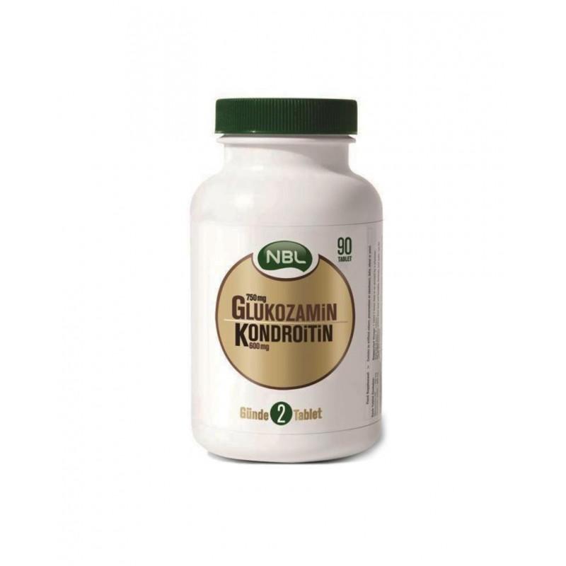 Nbl_Glukozamin Kondroitin 90 Tablet