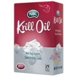 Krill Oil 30 Kapsül