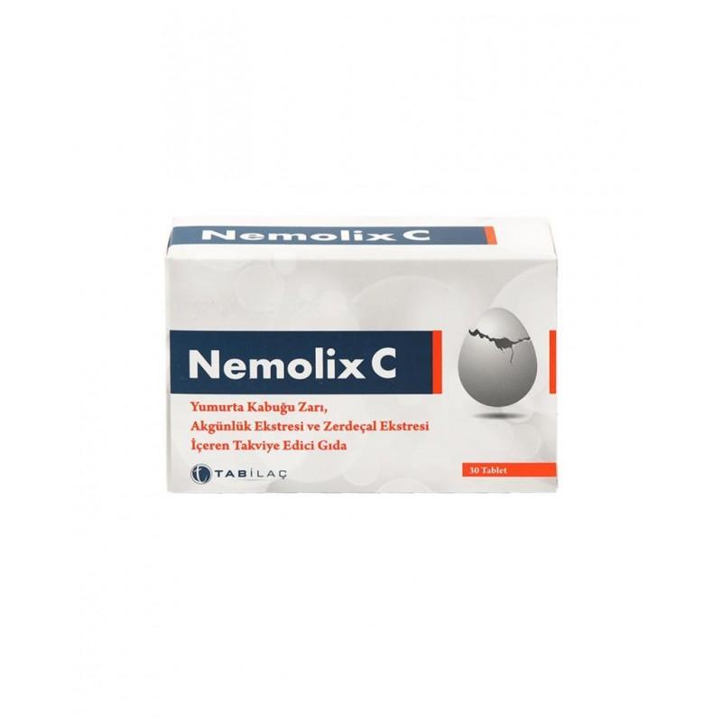 Nemolix C 30 Tablet