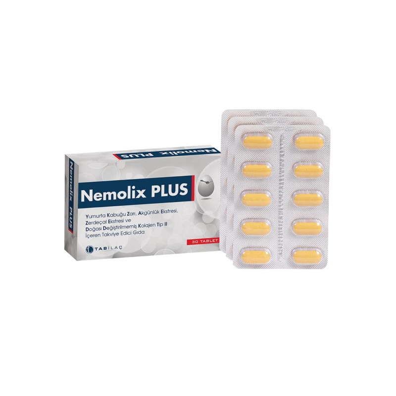 Nemolix Plus 30 Tablet