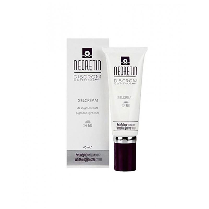 Neoretin Discrom Control Gel Cream Spf50 40 ml