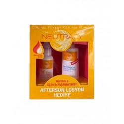Neutracy Karma ve Yağlı Ciltler için SPF50+ Aftersun Hediyeli
