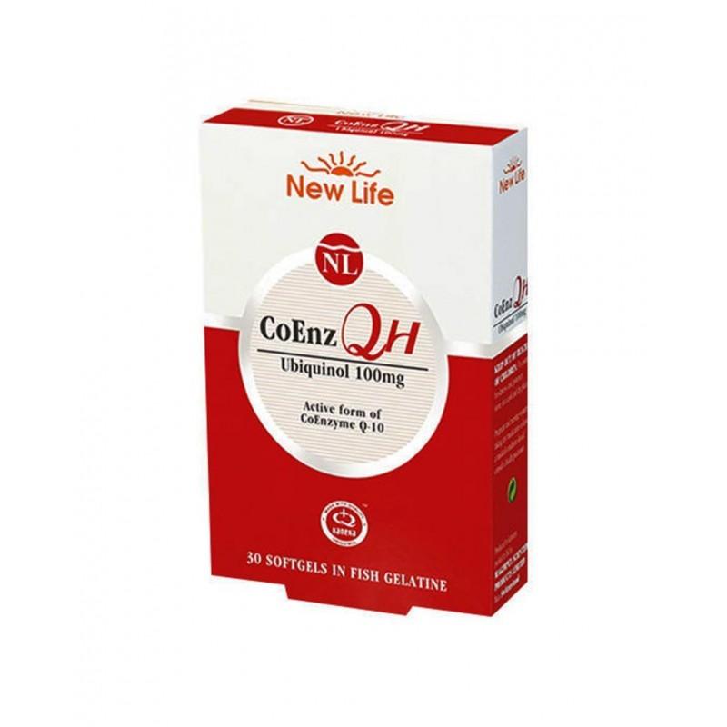 NewLife CoEnz QH 30 Kapsül