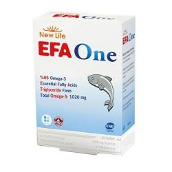 New Life EFA One Omega 3 Balık Yağı 45 Kapsül