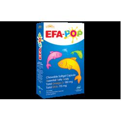 New Life Efa-Pop Balık Yağı 30 Kapsül