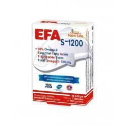 NewLife Efa S-1200 45 Kapsül