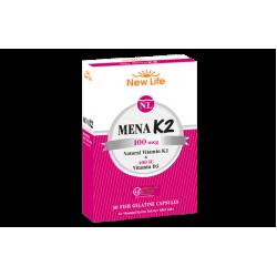 NewLife Mena K2 30 Kapsül
