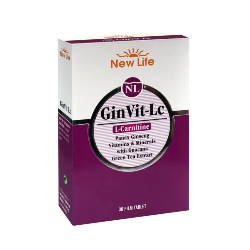 NewLife GinVit 30 Tablet