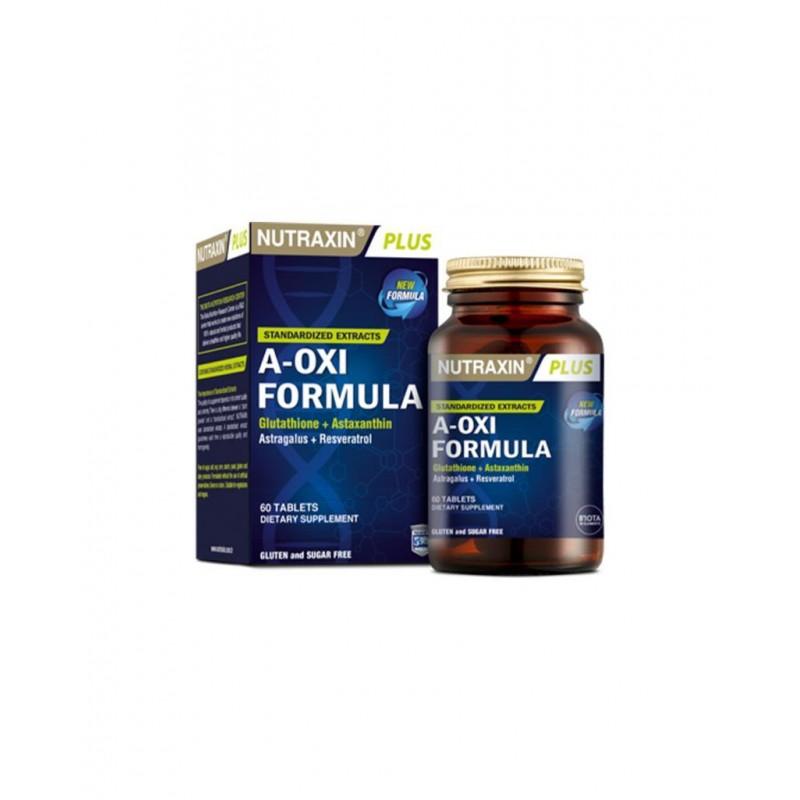 Nutraxin A-Oxi Formula 60 Tablet