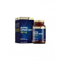Nutraxin Alpha Lipoic Acid 60 Tablet