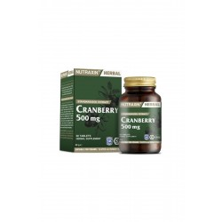 Nutraxin Cranberry (Turna Yemişi) 60 Tablet