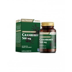 Nutraxin Cranberry (Turna Yemişi) 60 Tablet
