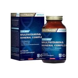 Nutraxin Multivitamin&Mineral Complex Erkek 60 Tablet
