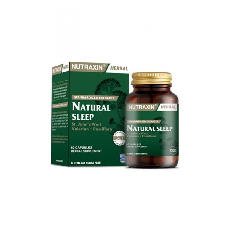 Nutraxin Naturel Sleep 60 Kapsül