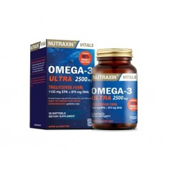 Nutraxin Omega-3 Ultra 2500 mg 30 Softjel
